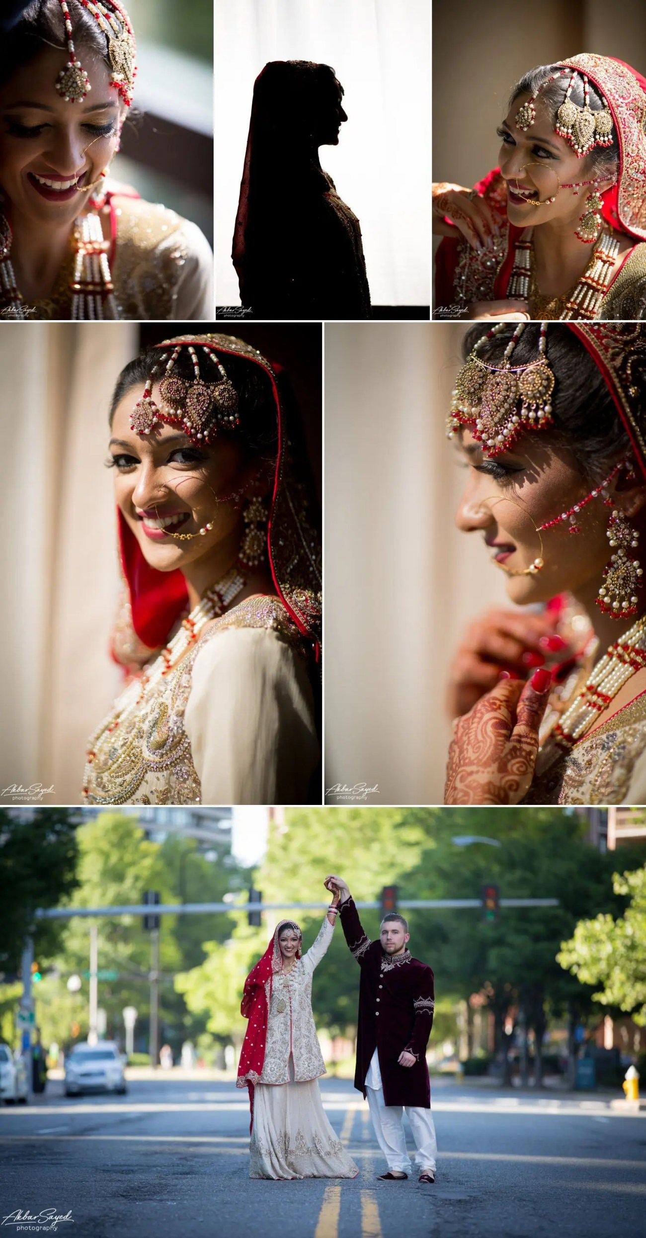 Anam and Josh - Westin Crystal City Wedding 5