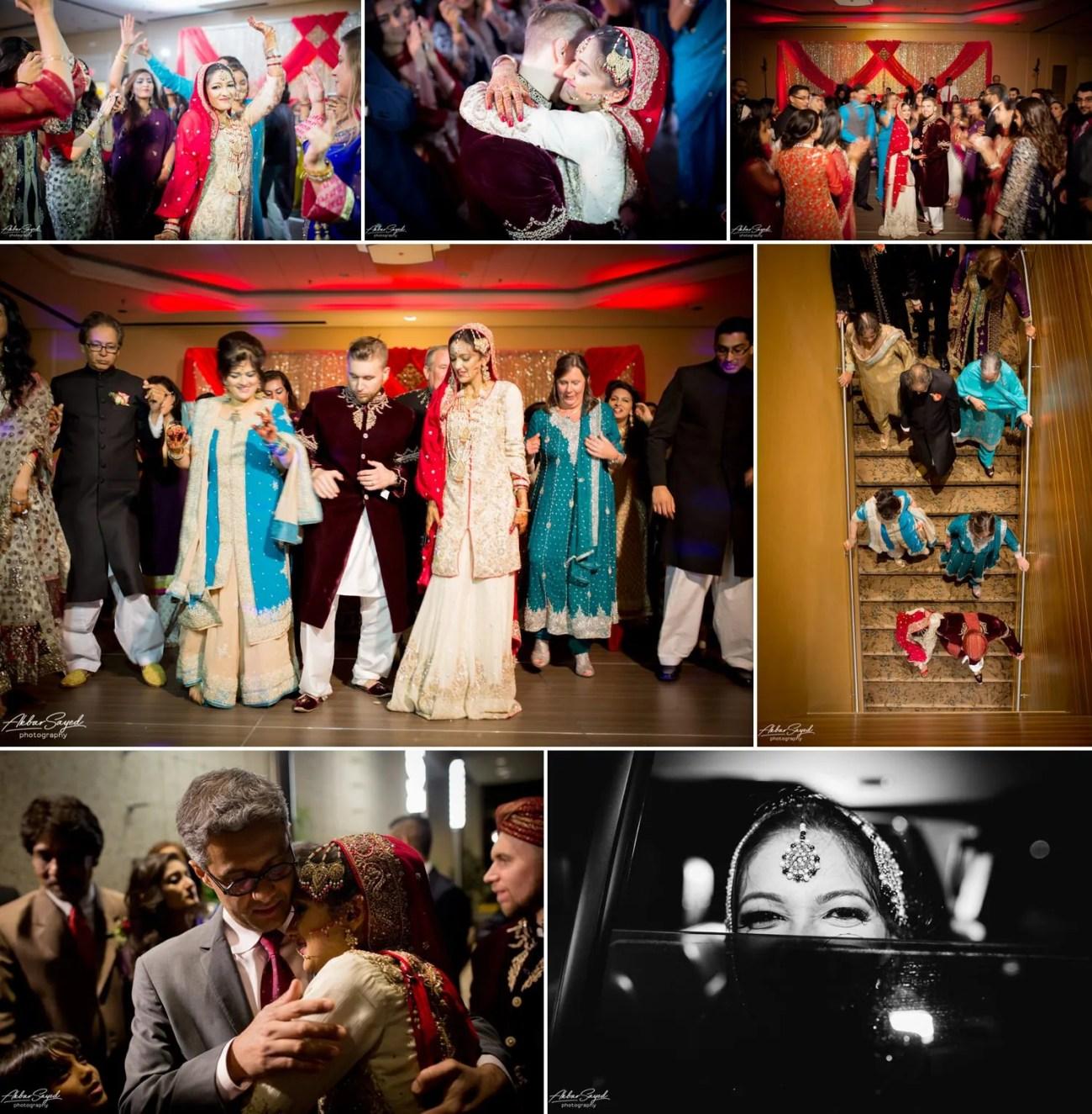 Anam and Josh - Westin Crystal City Wedding 8