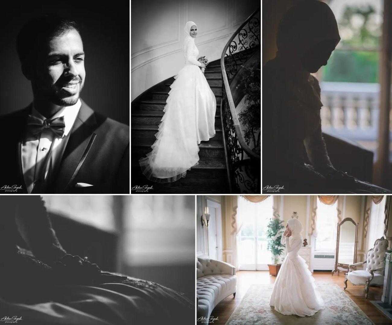 Mahdieh and Ehson - Oxon Hill Manor Persian Wedding 9