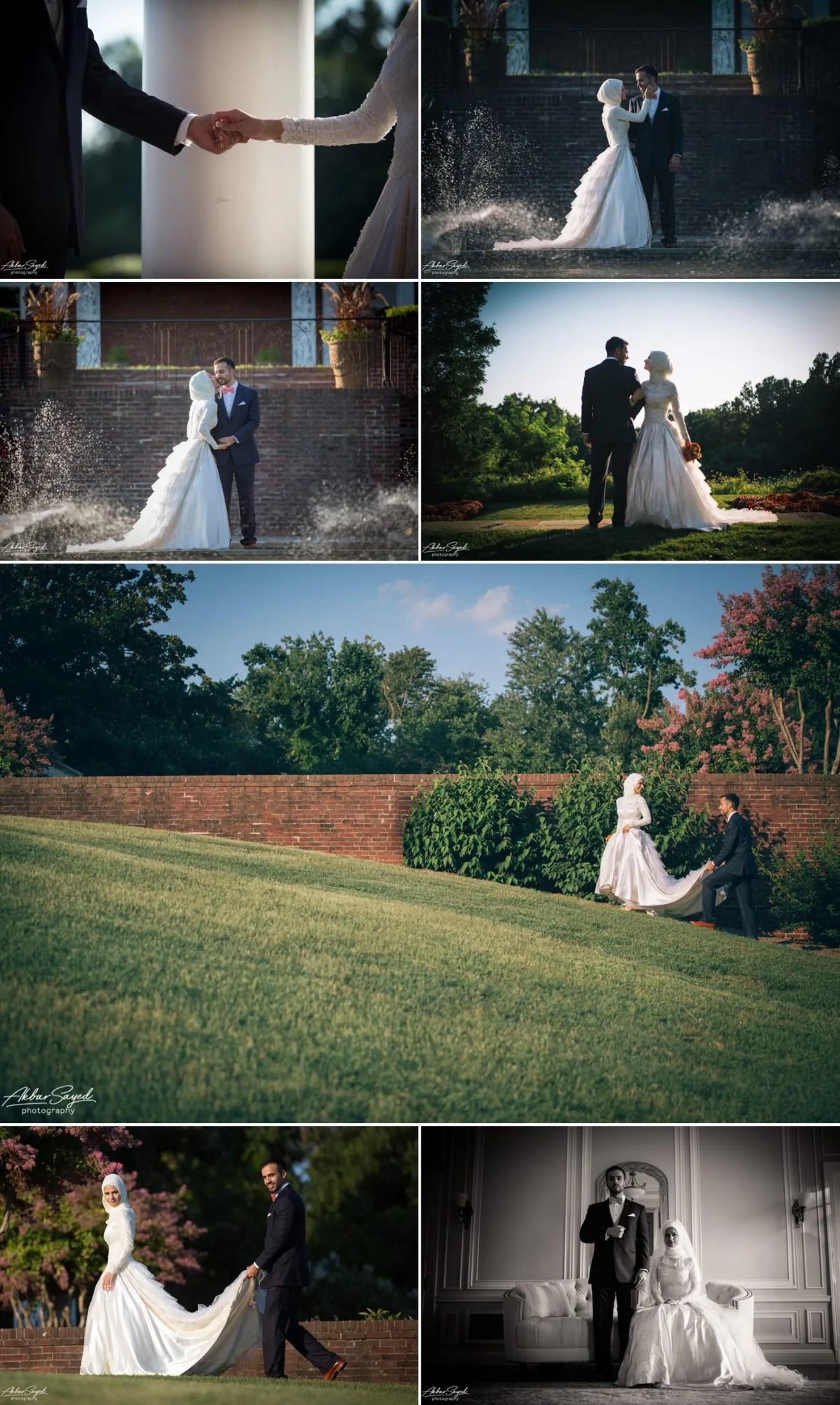 Mahdieh and Ehson - Oxon Hill Manor Persian Wedding 10