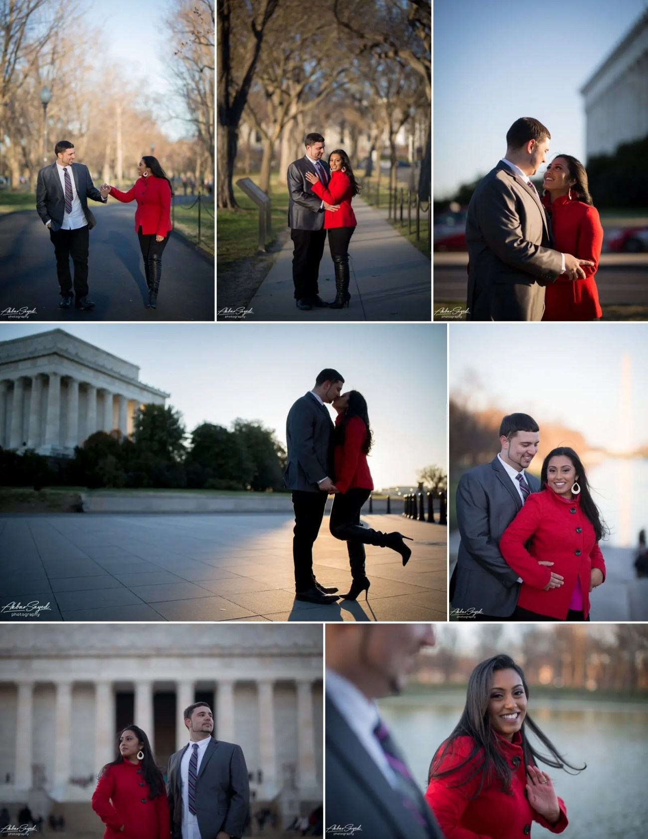 Shivana and Spencer - DC Engagement Session 5
