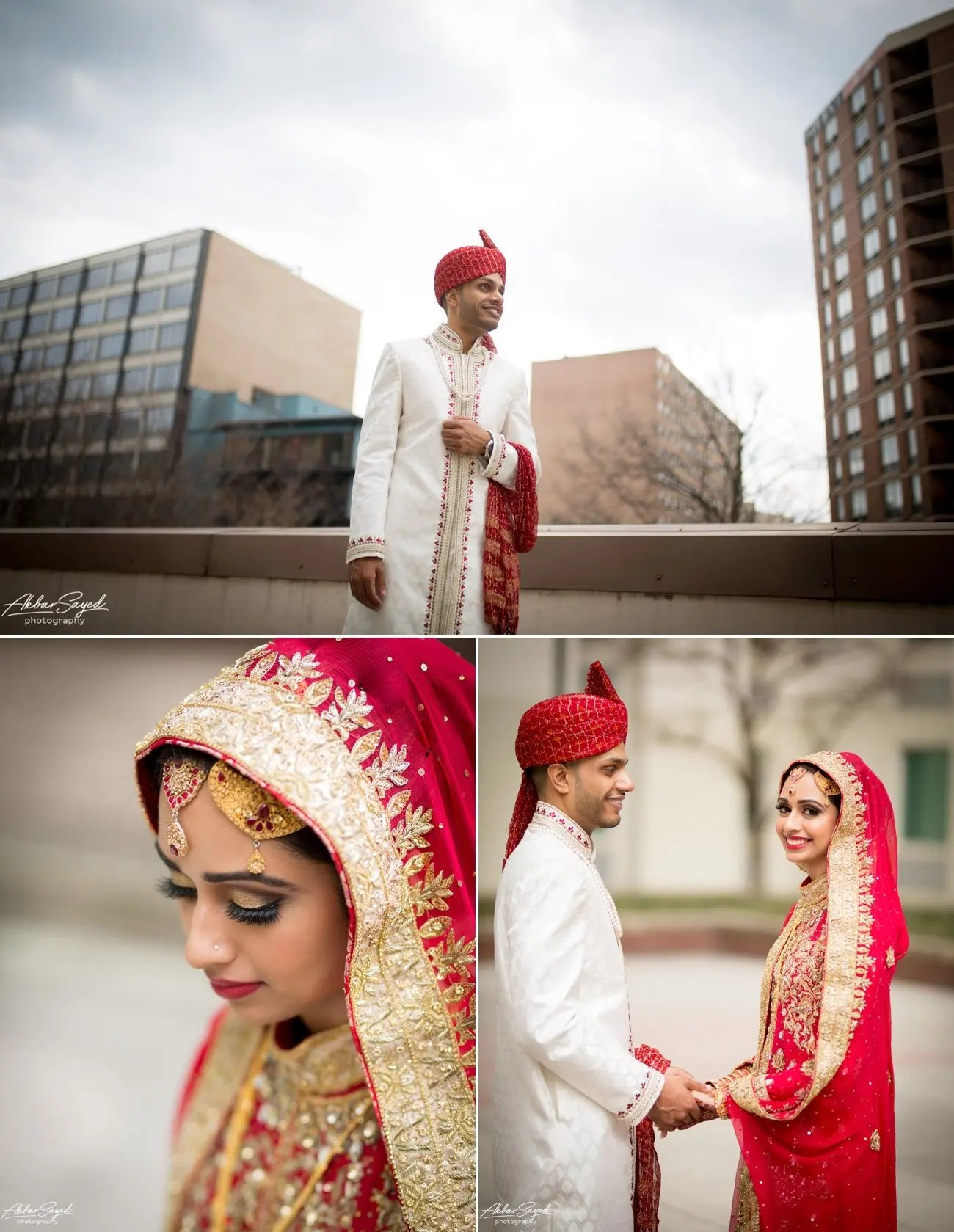 Ishrath and Imran - Silver Spring, Maryland Pakistani Wedding 6