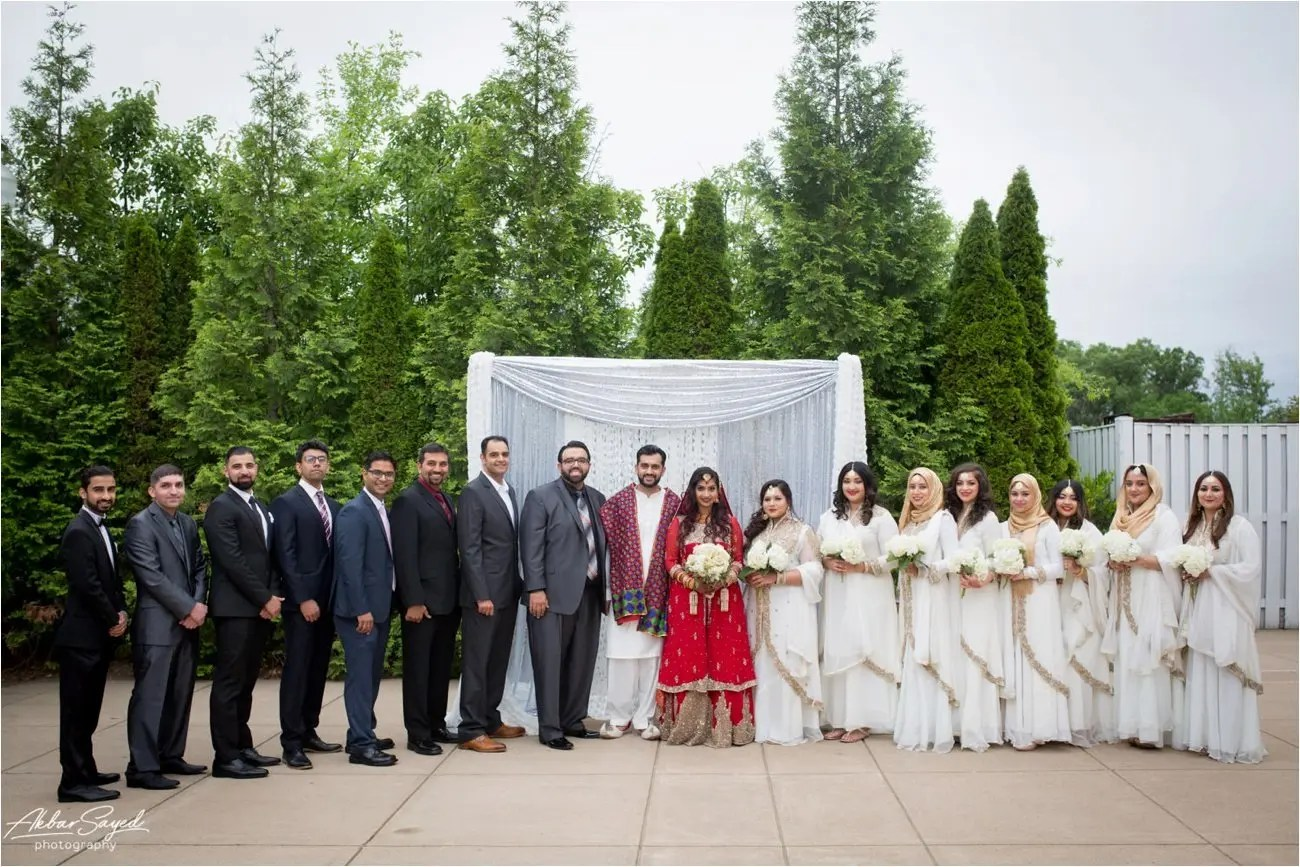 Fox Chase Manor Wedding Manassas Virginia Akbar Sayed Photography