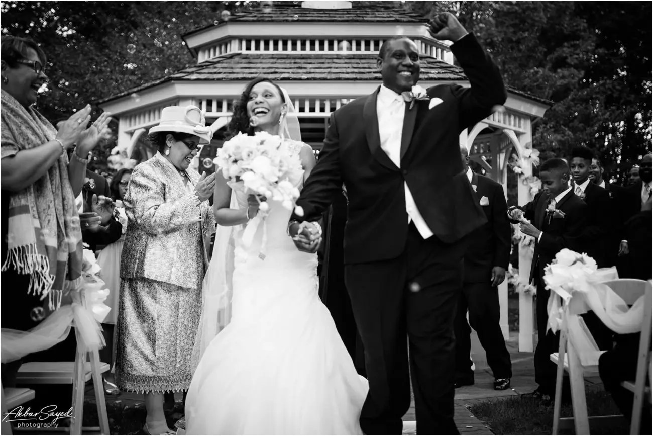 Avon and Tracie - Grey Rock Mansion Wedding 30