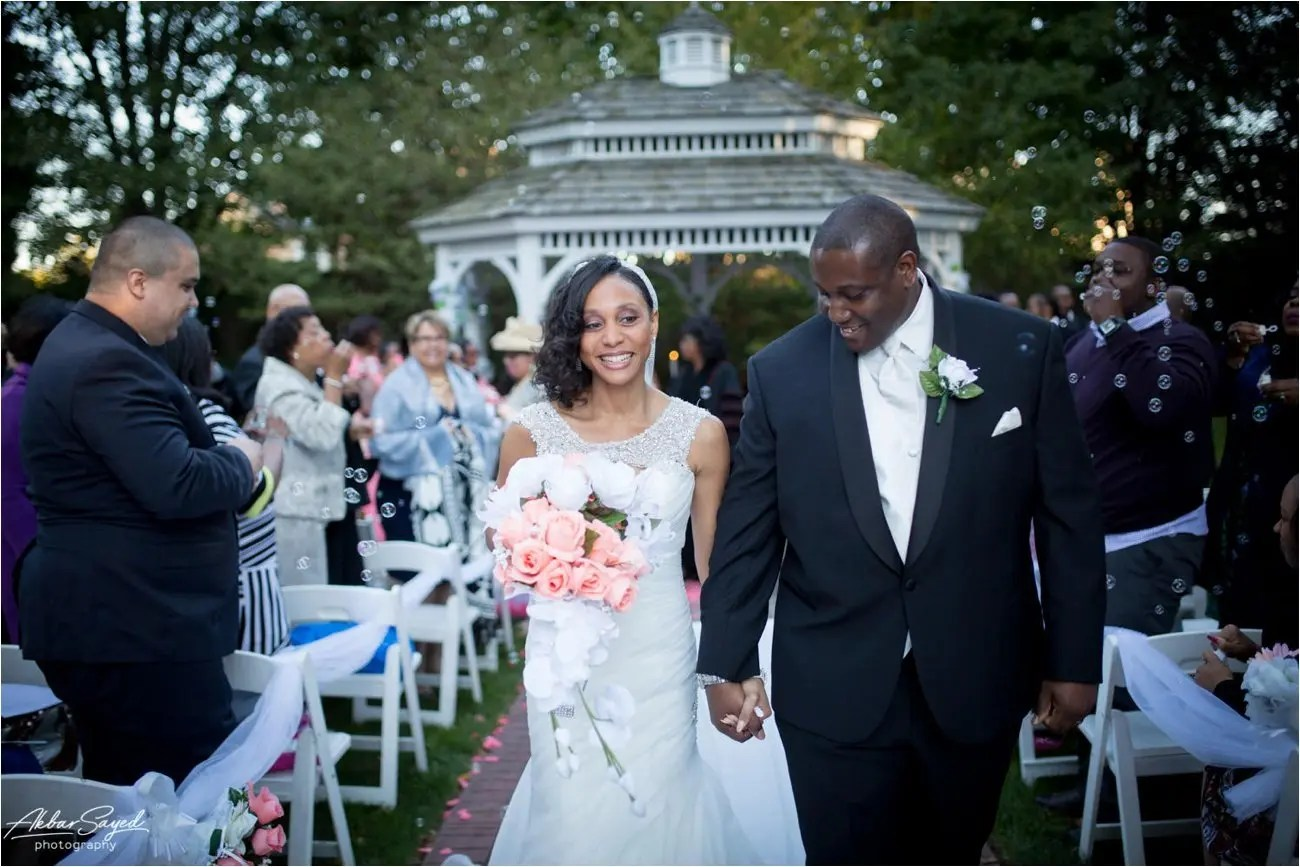 Avon and Tracie - Grey Rock Mansion Wedding 31