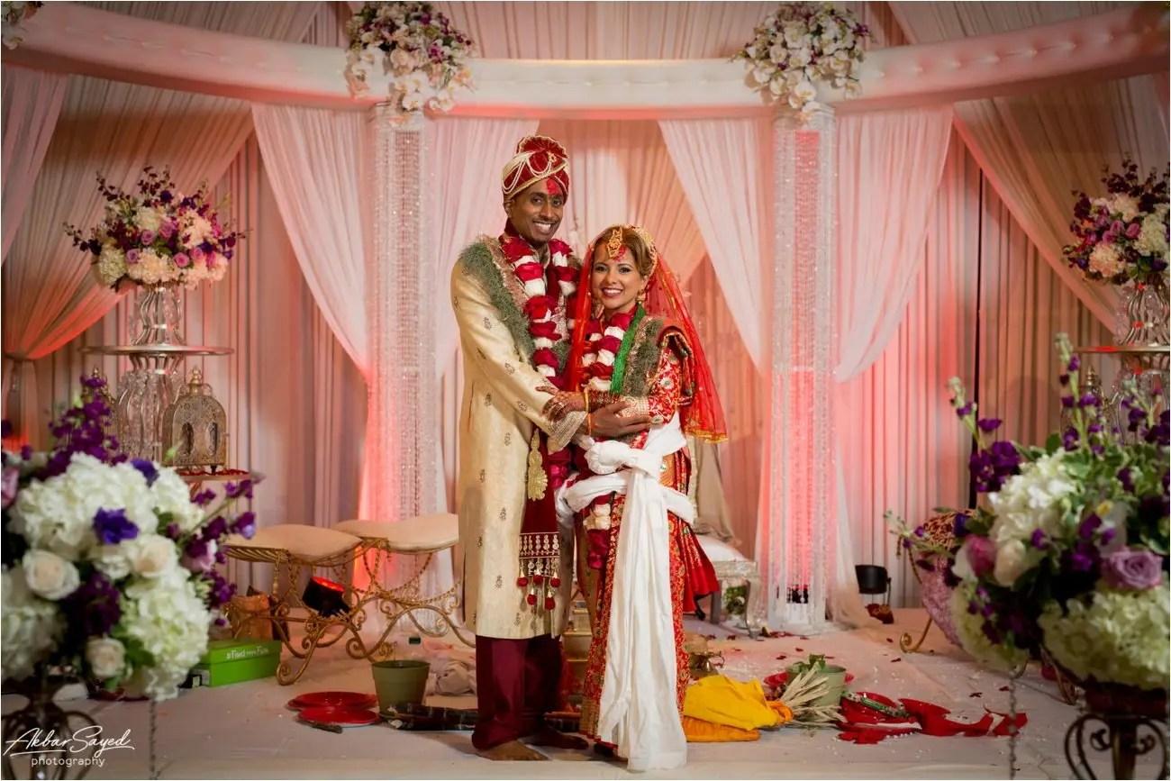 Arjoo and Sharath | Westin Alexandria Wedding 282