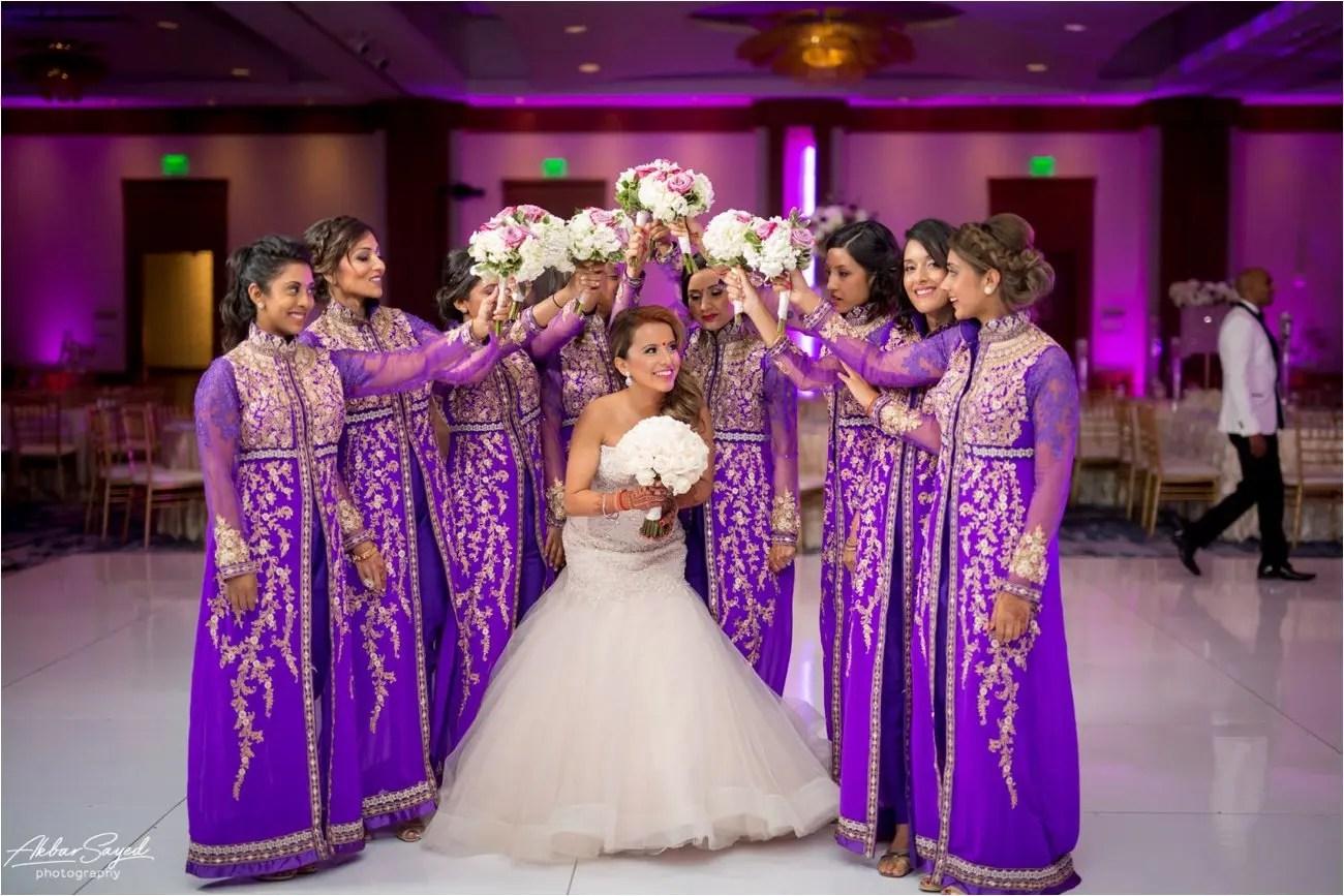 Arjoo and Sharath | Westin Alexandria Wedding 301