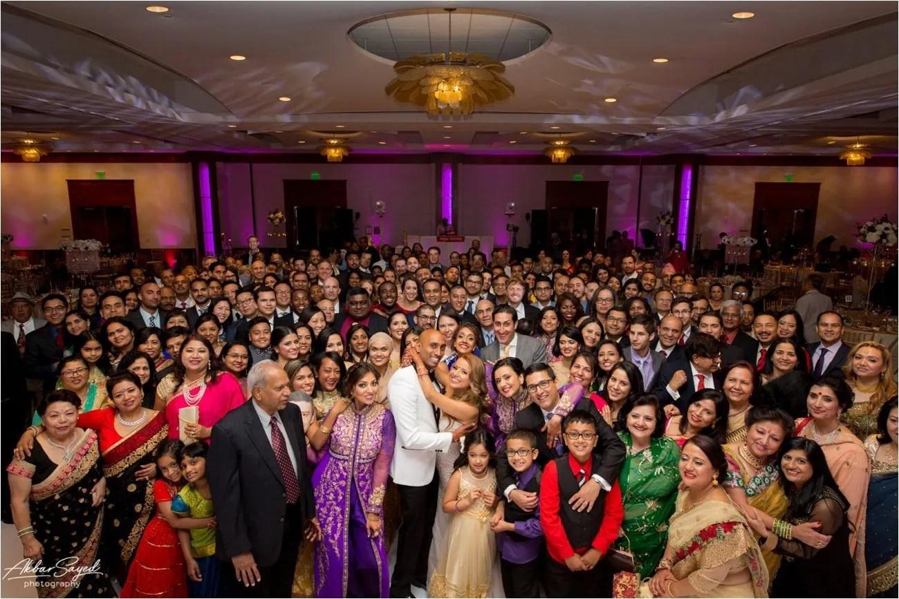 Arjoo and Sharath | Westin Alexandria Wedding 359