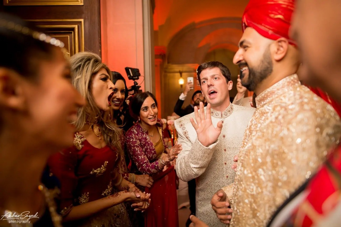 Memona and Salman | Pakistani Andrew W. Mellon Auditorium Wedding 98