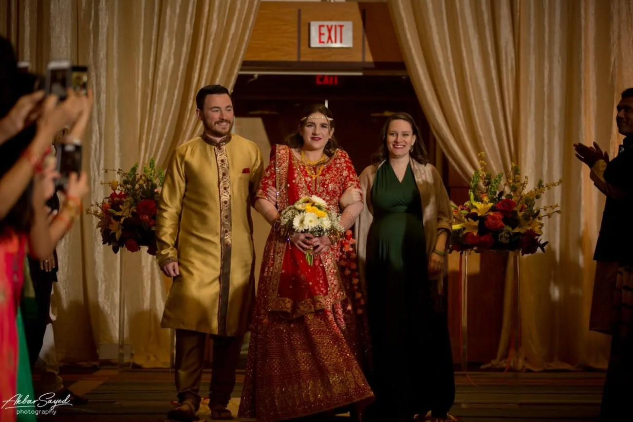 Cassie and Kishan | Hyatt Chesapeake Bay Jewish Hindu Fusion Wedding 102