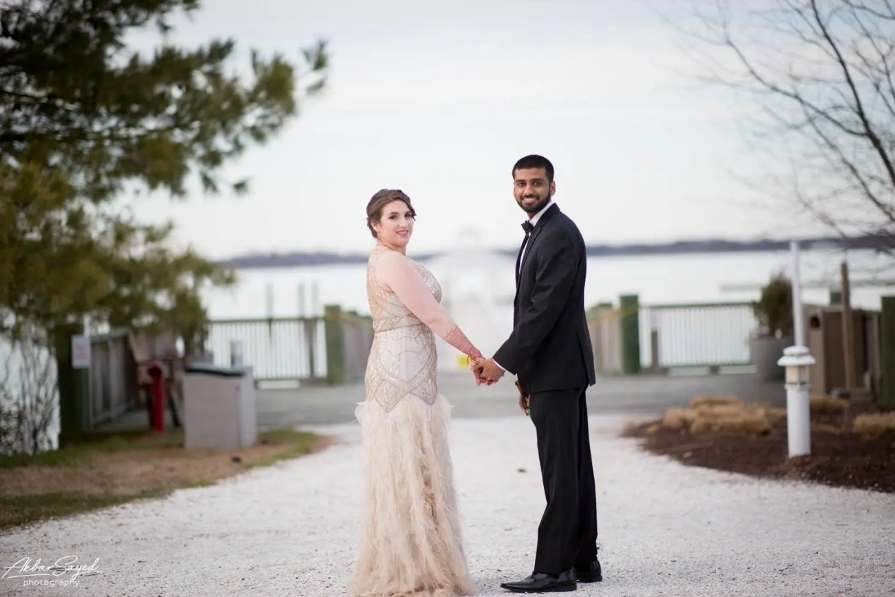 Cassie and Kishan | Hyatt Chesapeake Bay Jewish Hindu Fusion Wedding 121