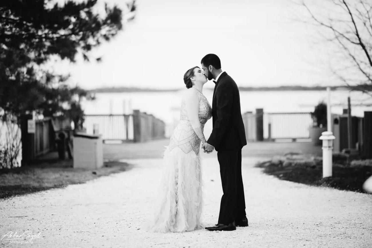 Cassie and Kishan | Hyatt Chesapeake Bay Jewish Hindu Fusion Wedding 123