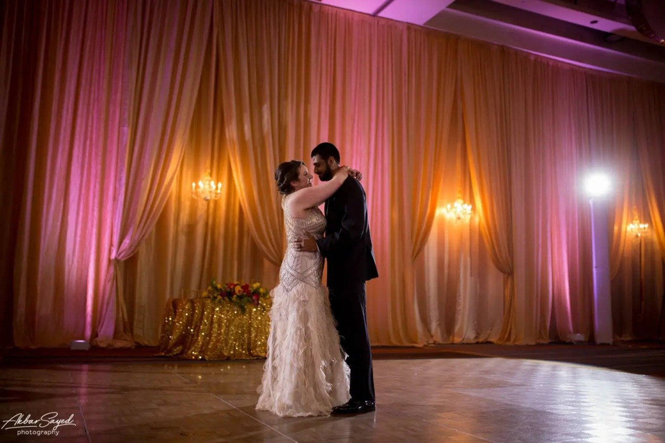 Cassie and Kishan | Hyatt Chesapeake Bay Jewish Hindu Fusion Wedding 128