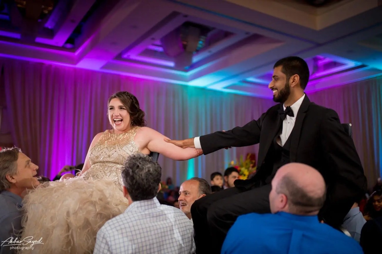 Cassie and Kishan | Hyatt Chesapeake Bay Jewish Hindu Fusion Wedding 131