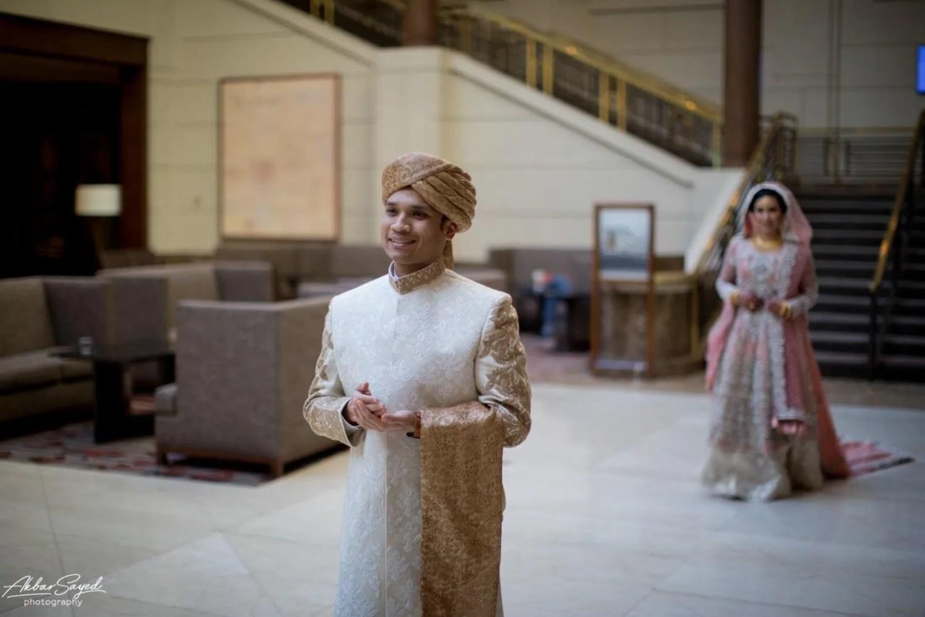Tagrina and Rakib | Reston Hyatt Muslim Bengali Wedding 74