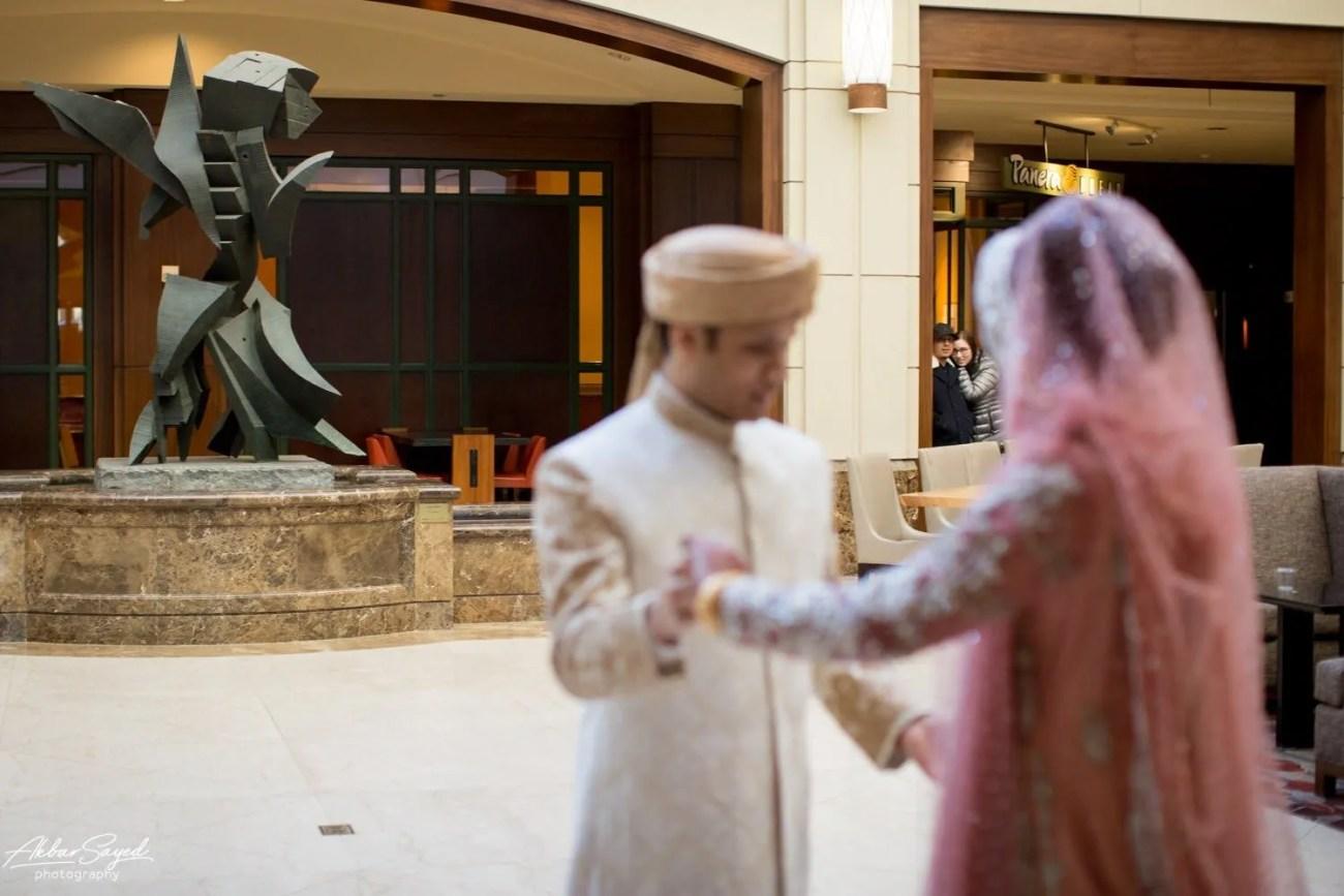 Tagrina and Rakib | Reston Hyatt Muslim Bengali Wedding 78