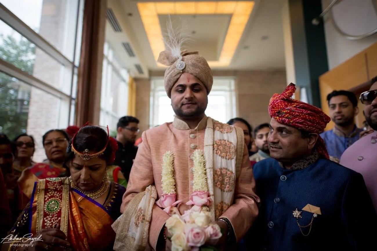 Gujurati Hindu Wedding at Hyatt Chesapeake Bay Wedding 100