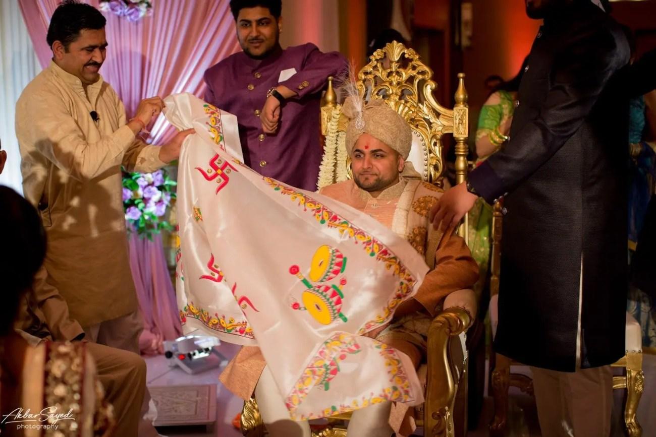 Gujurati Hindu Wedding at Hyatt Chesapeake Bay Wedding 106
