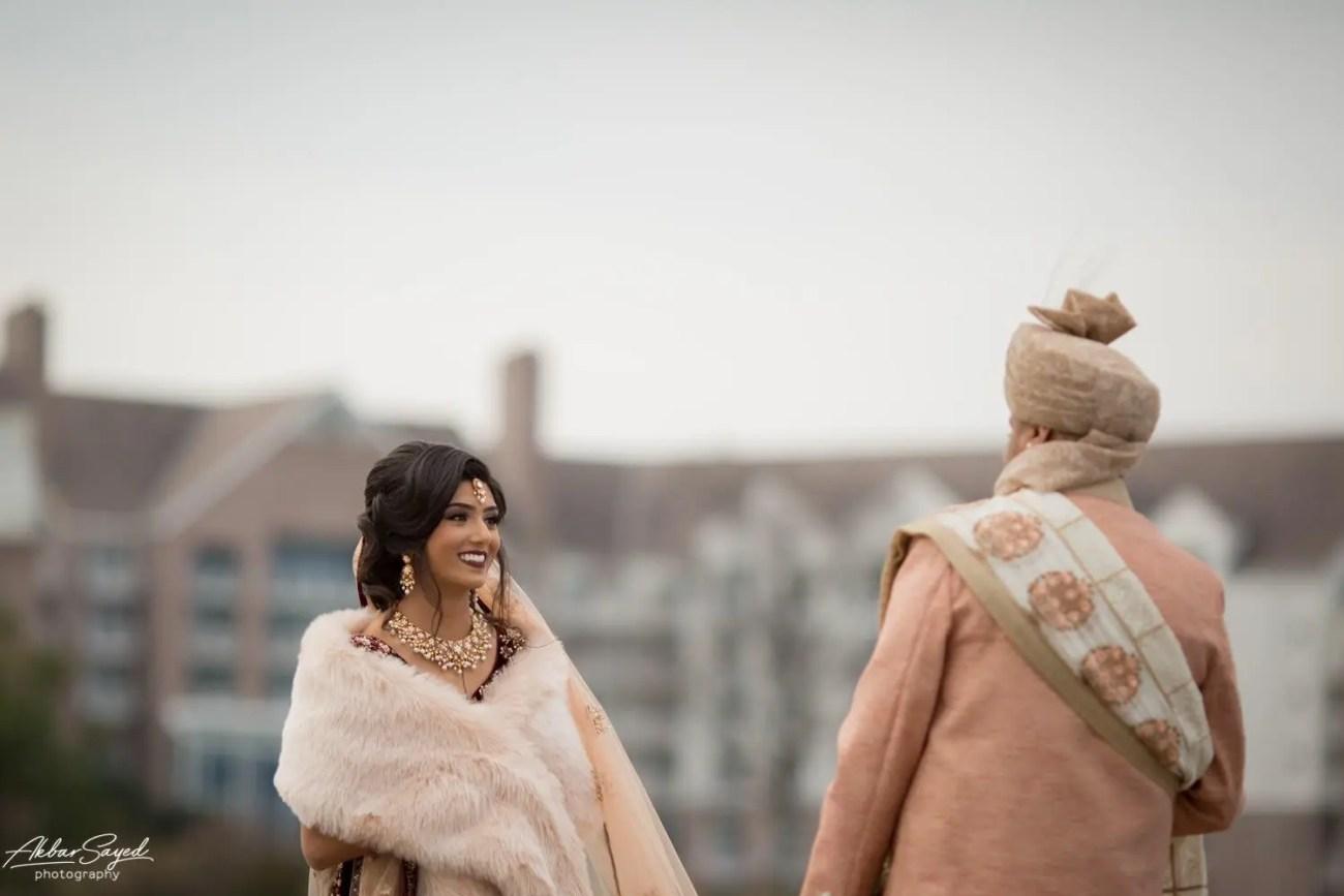 Gujurati Hindu Wedding at Hyatt Chesapeake Bay Wedding 85
