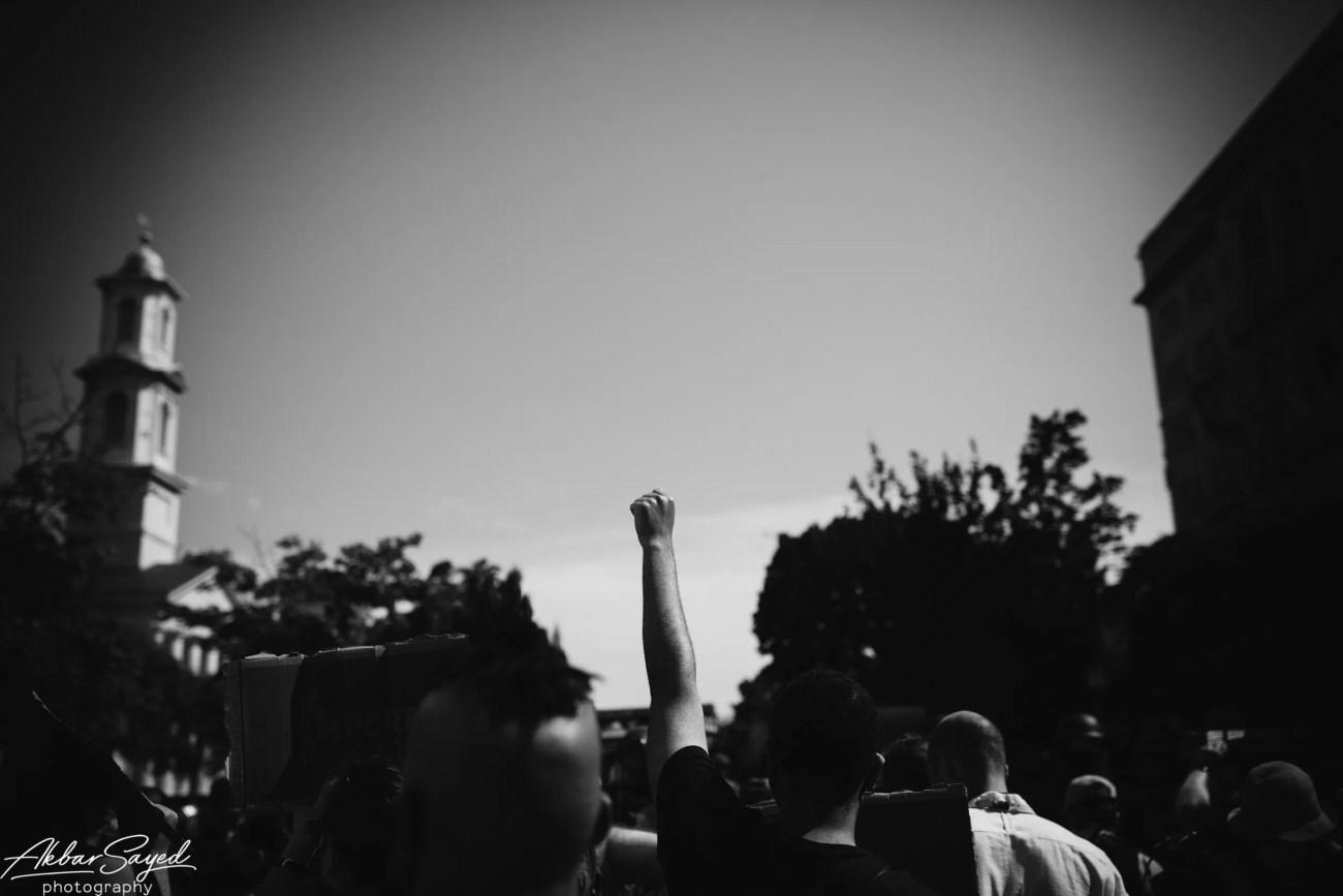 June 3rd, 2020 - Black Lives Matter Protest 74