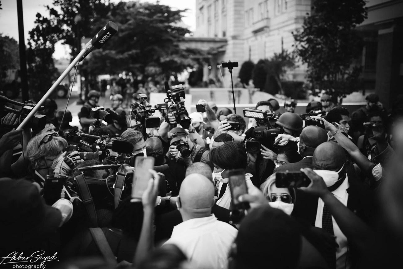 June 3rd, 2020 - Black Lives Matter Protest 78