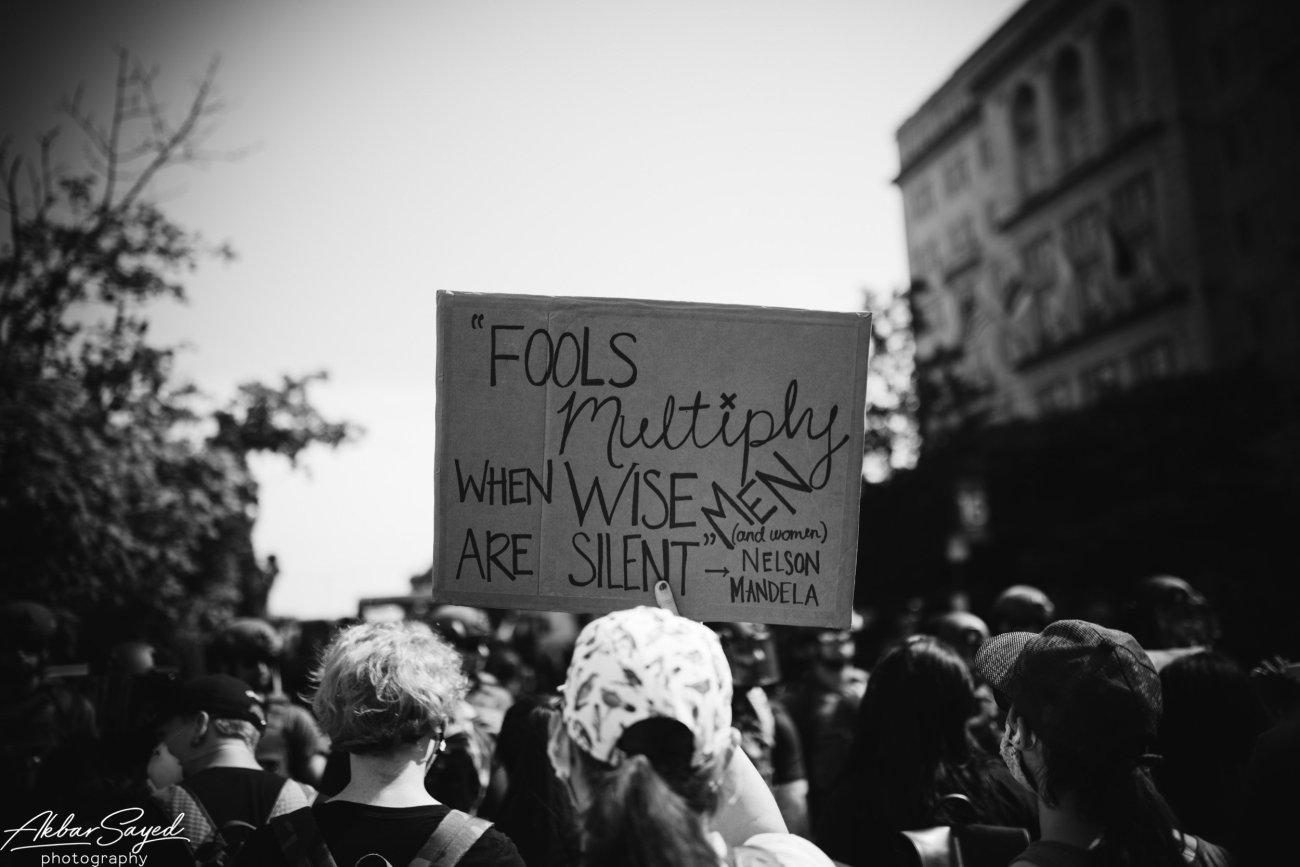 June 3rd, 2020 - Black Lives Matter Protest 85