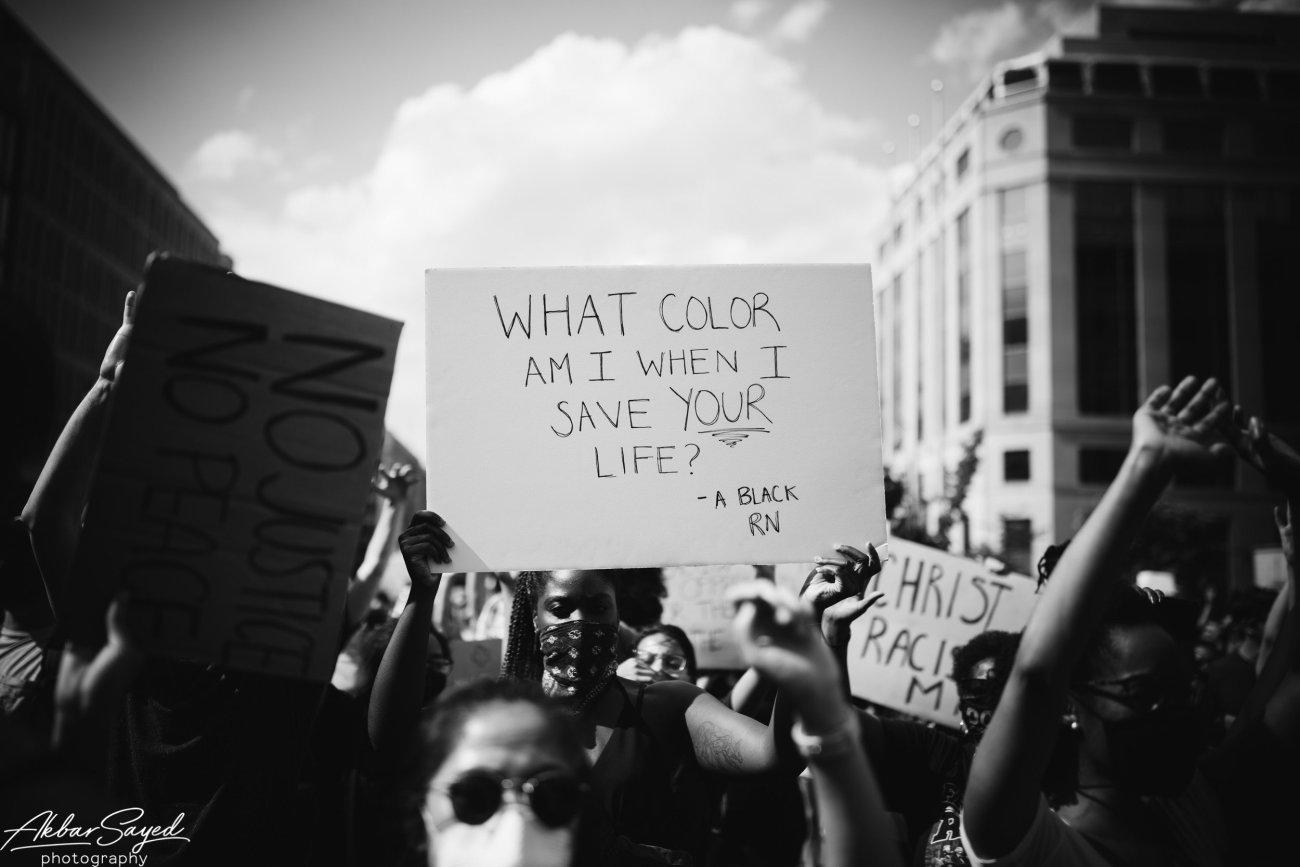 June 3rd, 2020 - Black Lives Matter Protest 89