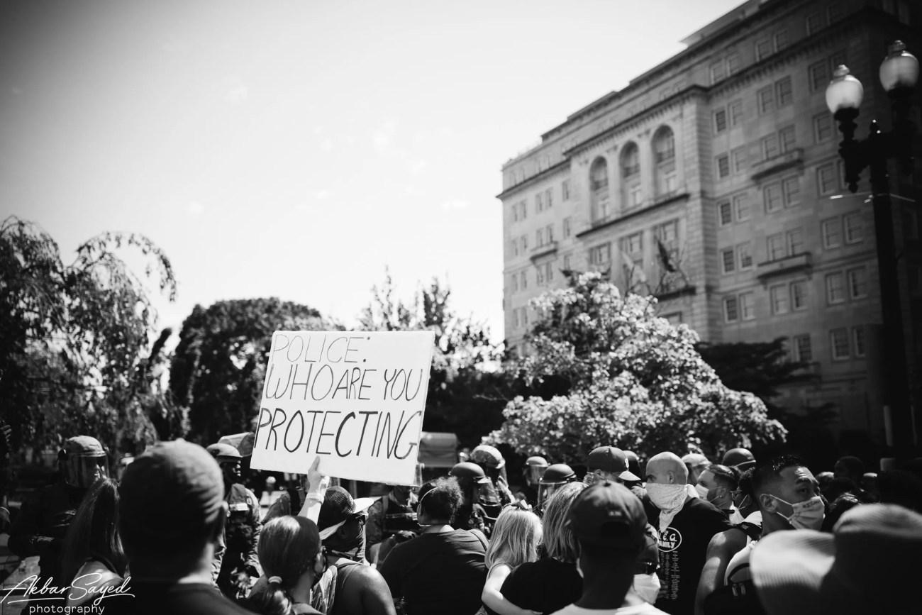 June 3rd, 2020 - Black Lives Matter Protest 57