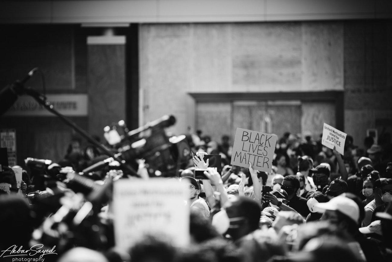 June 3rd, 2020 - Black Lives Matter Protest 59