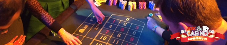 Fun casino charity fundraiser A K Casino Knights