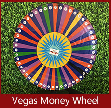 A K Casino Knights Vegas Money Wheel