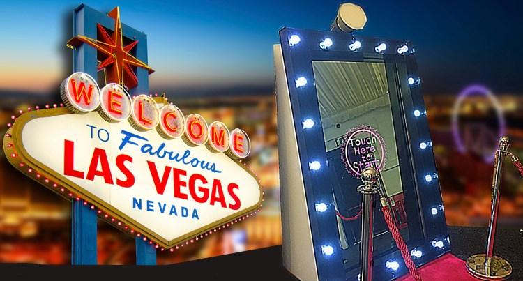 Fun casino & selfie mirror hire
