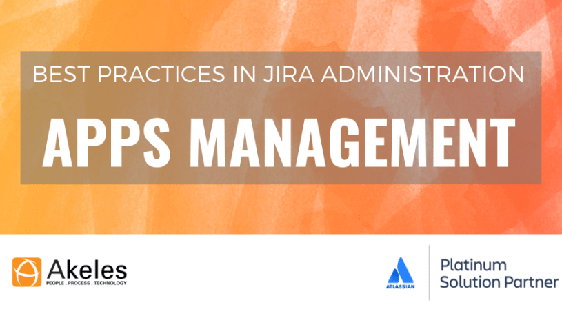 Best Practices in Jira Administration - Plugin Management