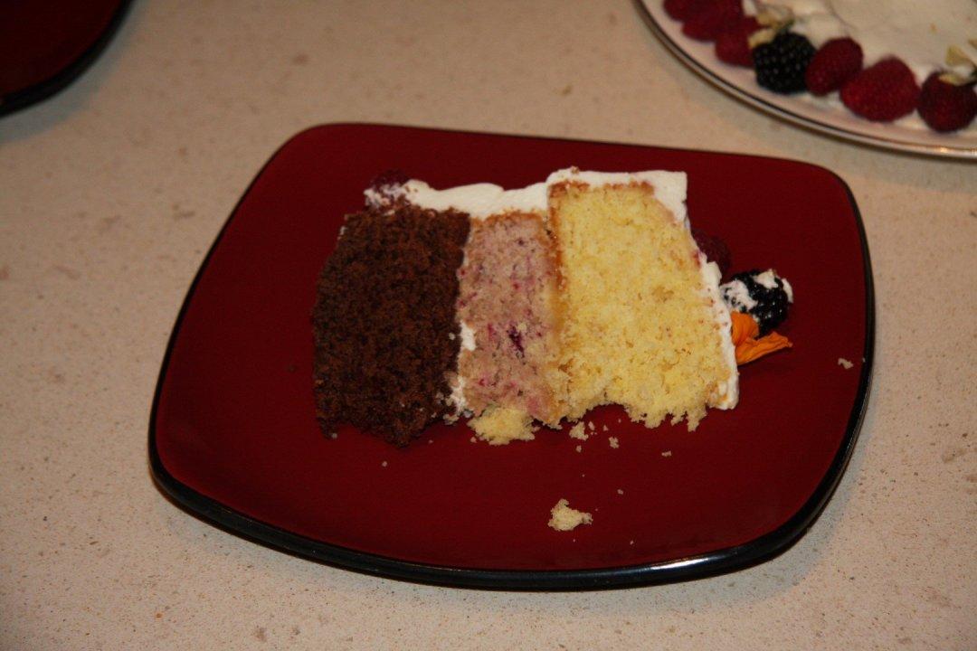 Akesi Farms Cake