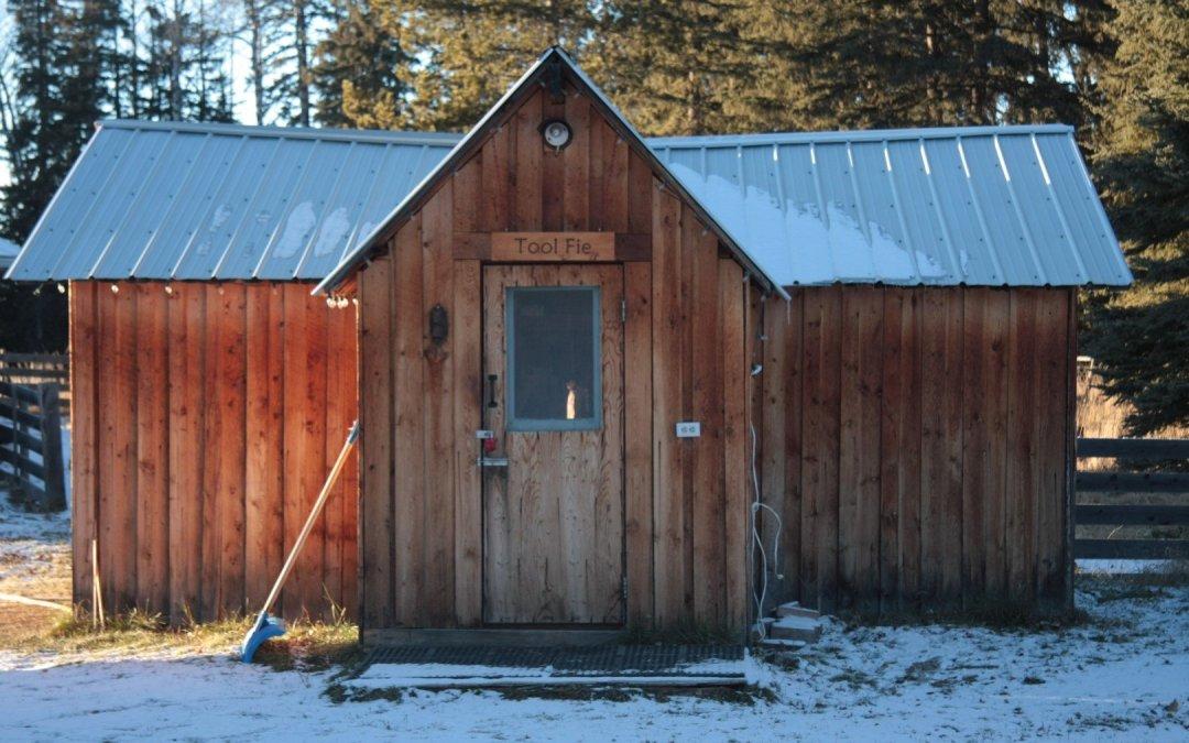 Tool House