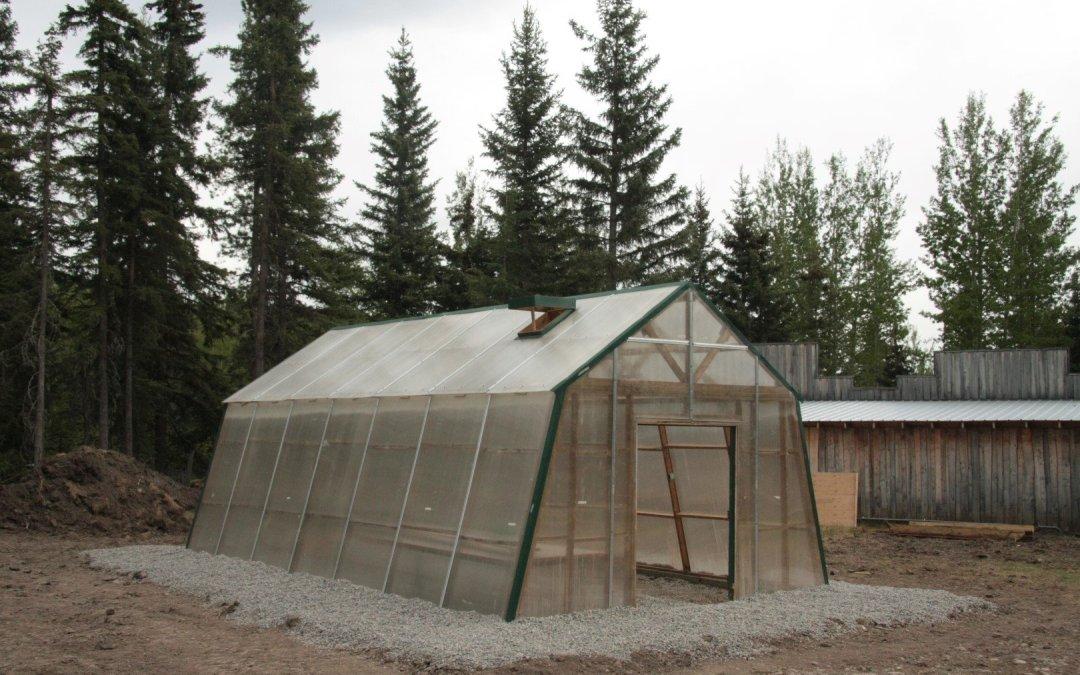 Greenhouse installation