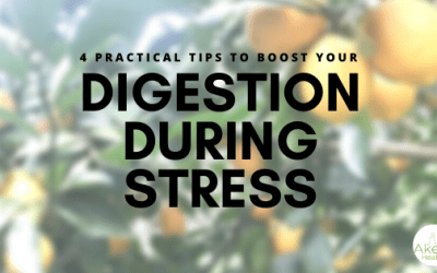 4 Tips to Support Digestion During Stress