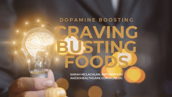 Dopamine Boosting, Craving Busting Foods (+ a Smoothie Recipe!)