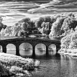 Stourhead in Infrared (7)