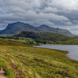 Loch Kernsary - Landscape