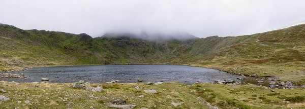 Red Tarn Panorama