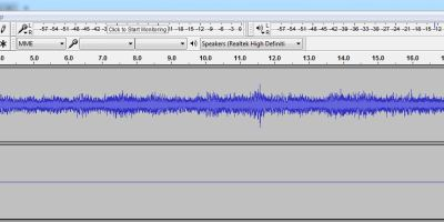 Using Audacity to Denoise Sound for Videos