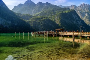 Jenner Mountain and Lake Konigssee Trip
