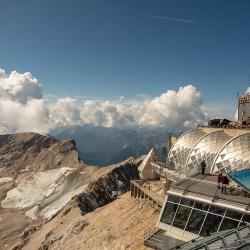 Zugspitze & Lake Eibsee