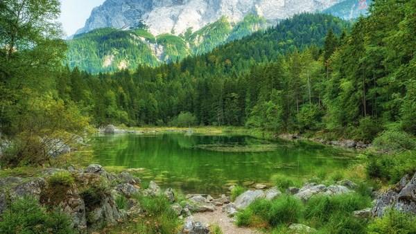 Lake Frillensee
