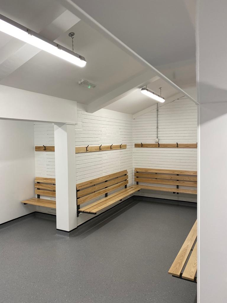 Brookhouse Changing Rooms