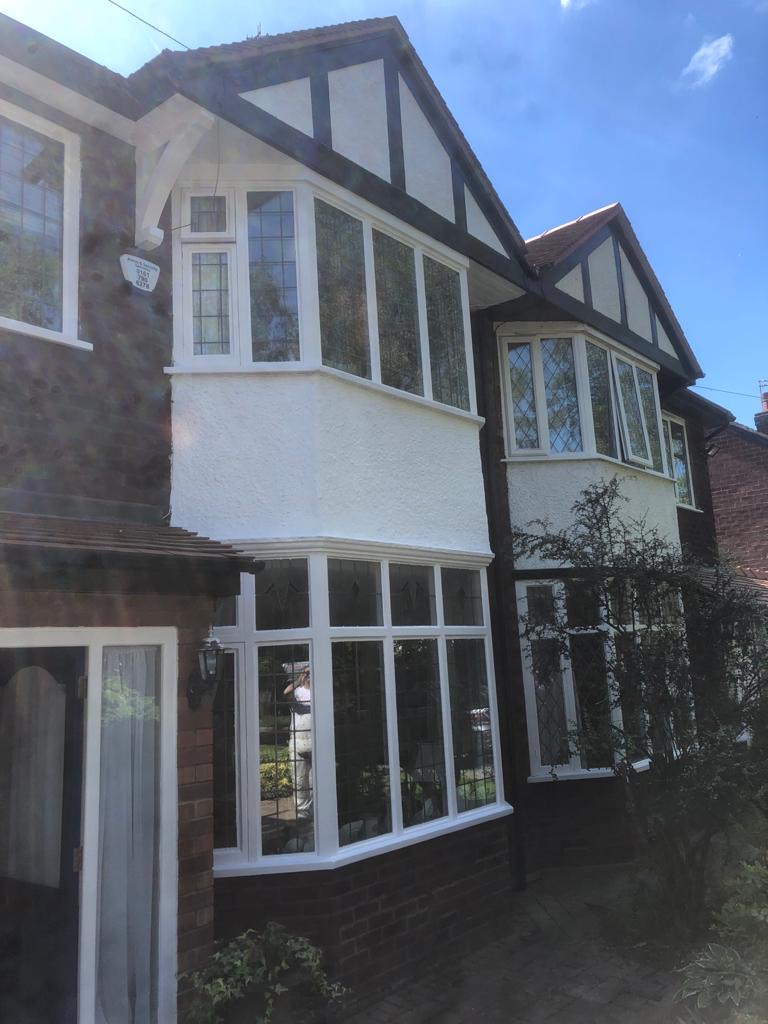 Worsley Exterior Painting