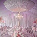 Düğün Kumaş Süslemesi
