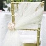 Düğün Sandalye Süsleme