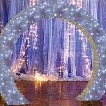 Kapı Girişi Işıklı Kemer